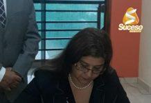 La jueza Diana Eveline Mereles asesinada en la noche del sábado 27 de Junio