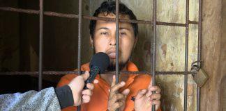 Cecar Acosta detenido