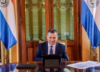 Ministro Hugo Cáceres, coordinador general del Gabinete Social de la Presidencia de la República