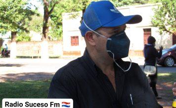 Estanilao Silvero - Intendente de Buena Vista