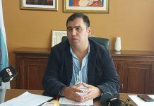 """Pedro """"Pipo"""" Verón (colorado cartista), gobernador de Caazapá y hermano del imputado exfiscal general del Estado."""